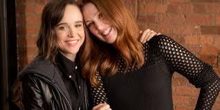 Julianne Moore Ellen Page feel the love for Freeheld