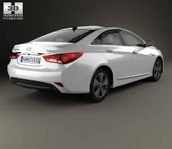 hyundai sonata 2015 interior. hyundai sonata yf hybrid with hq interior 2015 3d model