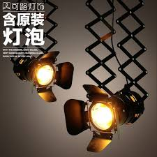 track lighting solutions. Can LED Track Spotlight Retro LOFT Industrial Bar Clothing Store Creative Personality Telescopic American Ceiling Lamps Lighting Solutions