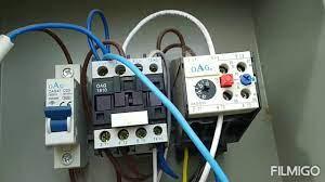 Su Pompası Ve Dalgıç motorunun Elektirik kablo bağlantısı.(monofaze sigorta  pano montajı) - YouTube