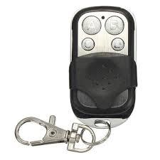 daniu 433mhz electric cloning universal gate garage door remote control fob key fob cod