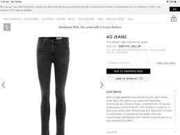 Adriano Goldschmied Jeans Size Chart Adriano Goldschmied Jeans Pants Jeans Gumtree
