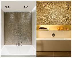 Tiles Bathroom Uk Materialist 5 Ways To Bring The Metallic Trend Into Your Home