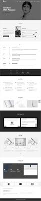 Brilliant Ideas Of Personal Resume Website Template Awesome The 25