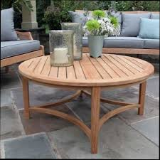 berwick round coffee table end tables outdoor67 coffee