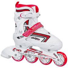 J12 Shoe Size Chart Details About Roller Derby Cheetah Adjustable Inline Skates Rollerblades Kids Girls Us J12 2
