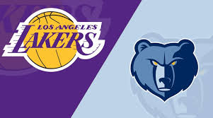 Memphis Depth Chart Memphis Grizzlies At Los Angeles Lakers 10 29 19 Starting