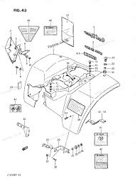 Suzuki quadrunner 250 wiring diagram diagrams brilliant