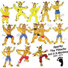 Pikachu Evolution Chart 51583 Tvrage