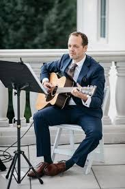 Ask your musicians to play an acoustic version without vocals. Wedding Acoustic Music