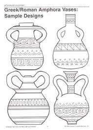 Small Picture Decorate a Greek vase Primary KS2 teaching resource Scholastic