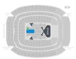 2 Taylor Swift Reputation Tickets Houston Tx Section M