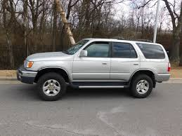 1999 Used Toyota 4Runner 4dr SR5 3.4L Automatic 4WD at Honda of ...