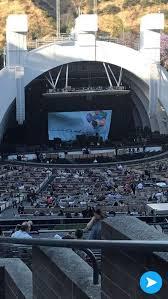 Hollywood Bowl Section U1