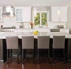 Open Airy Kitchen Design With Large Eat In Kitchen Island Housetrends Kitchen Dining Room Combo Kitchen Remodel Kitchen Renovation