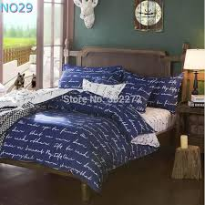 spring and autumn cotton bedding sets duvet cover bed sheet minimalist style checd fashion 3