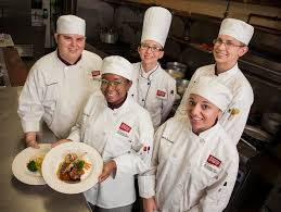 apply to culinary arts culinary arts admissions iup culinary students chef mcisaac