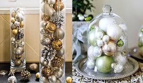 Decorating Ideas For Glass Jars Decorating With Christmas Glass Jars Adorable Home 28