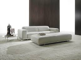 minimalist modern furniture. modern white nuance of the minimalist sofa with grey carpet can add beauty inside furniture t