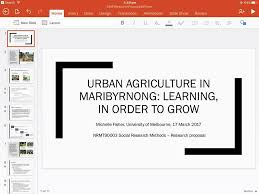 Commons Credit Game – Urban Ag Research Proposal (Presentation ...