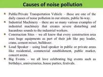 cause and effect of noise pollution essay angry men juror  cause and effect of noise pollution essay
