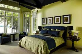 green and black bedroom ideas photo - 1