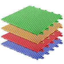 interlocking plastic floor tiles. Fine Tiles Casa Pura Interlocking Plastic Floor Tiles Safe U0026 Protect  Red 16 Tile For Tiles S