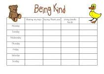 Free Rewards Chart For Kids To Print Learning Printable
