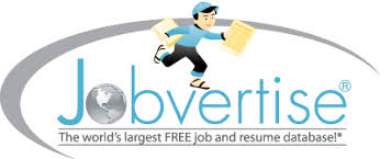 jobvertise   post and search jobs and resumes freethe world    s largest free jobs and resume database  search resumes   and post jobs