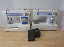 White Sewing Machine Model 1415