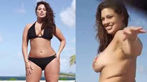 plus size models sports illustrated the first plus size woman to feature in sports illustrated youtube