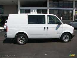 White 1998 Chevrolet Astro Cargo Van Exterior Photo #54643614 ...