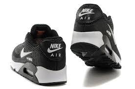 black and white nike air max shoes. white; nike air max 90 running shoes women kpu black and white