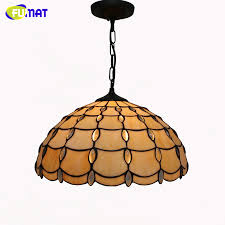 Elegant Tiffany Pendant Light Brief Mediterranean Style Restaurant Living Room  Kitchen Suspension Lightings Stained Glass Lights Lamp Awesome Ideas