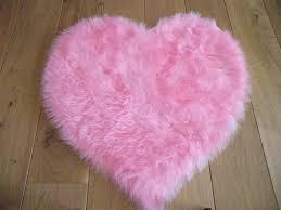 pink sheepskin rugs baby pink faux fur sheepskin style rug 75cm x 75cm couk kitchen home