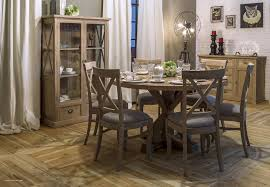 rustic dining room table inspired on rustic dining room