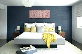 dark grey walls bedroom accent wall in designs for family contemporary gray color