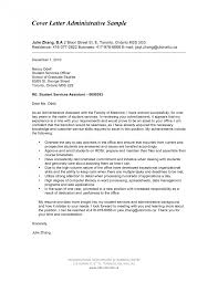 Fabulous Cover Letter For Administrative Assistant Photos Hd