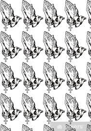 Tapeta Modlit Se Za Ruce S Růženec Tetování Na Míru