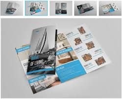 apartment brochures apartment brochure design collateral business cards graphic