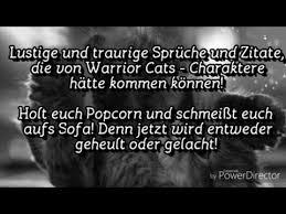 Lustige Und Traurige Sprüchezitate Für Warrior Cats Charaktere