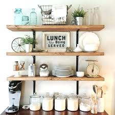 shelves decoration ideas drone fly tours wall shelves decorating ideas best images on farmhouse style open