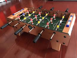 Miniature Wooden Foosball Table Game Best Mini Foosball Table for Kids Best foosball tableThis year 12