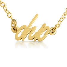 gold plated necklace ohio state