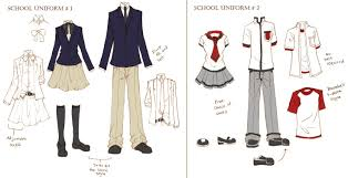 Best School Uniform Designs In The World Solstice School Uniforms By Ember Snow On Deviantart