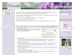 Welcome To The Ovusoft Fertility Charting Application