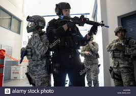 U S Air Force Master Sgt Rudy Molina 144th Security Forces
