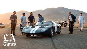 Ford V Ferrari Movie Review By Kenneth Turan Youtube