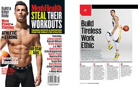 men s health special issue