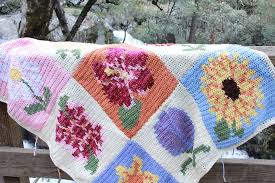 Tapestry Charts Free 10 Free Tapestry Crochet Patterns
